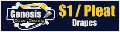 1$ drapes